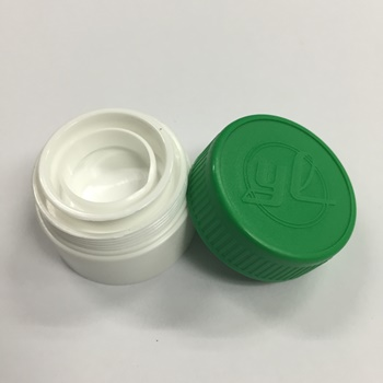 2KG Pet Screw Cap - Green