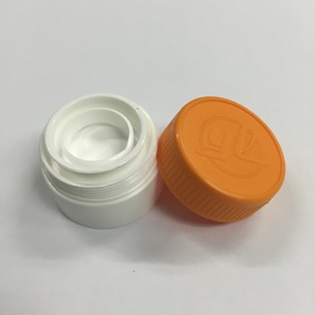2KG Pet Screw Cap - Orange