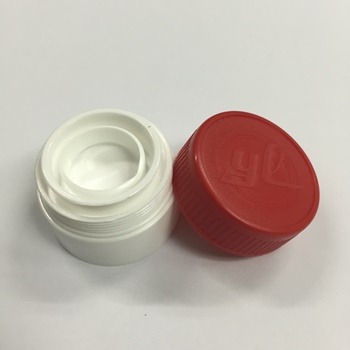 2KG Pet Screw Cap - Red