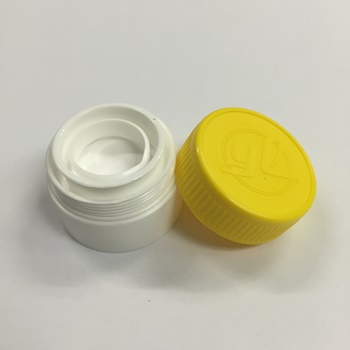 2KG Pet Screw Cap - Yellow