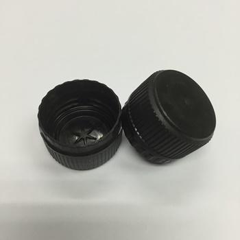 28MM Cap B - Black