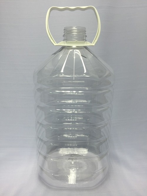 5.5 liter Edible oil bottle